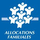 Logo de Caisse d'Allocations Familiales