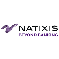 NATIXIS of logo