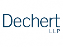Dechert  LLP  of logo
