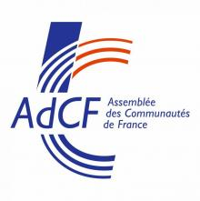 Association des communautés de France of logo