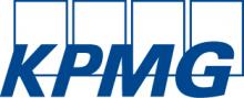 KPMG  of logo