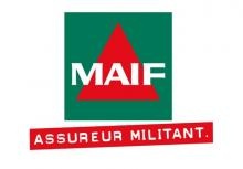 MAIF of logo