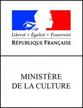 Ministère de la Culture of logo