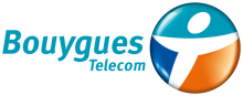 BOUYGUES TELECOM of logo