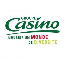 Logo de GROUPE CASINO