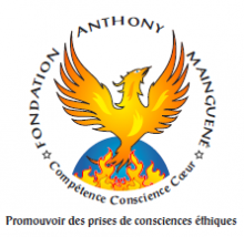 Fondation ANTHONY MAINGUENÉ of logo