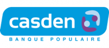CASDEN of logo