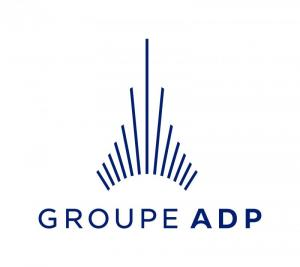 Groupe ADP of logo