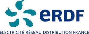 ERDF of logo