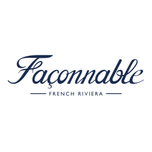 Façonnable of logo
