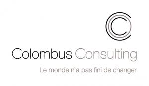 COLOMBUS CONSULTING of logo