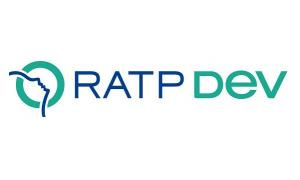 RATP Dev of logo