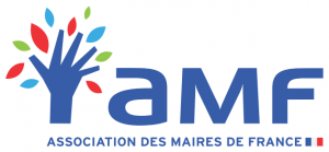 ASSOCIATION DES MAIRES DE FRANCE of logo