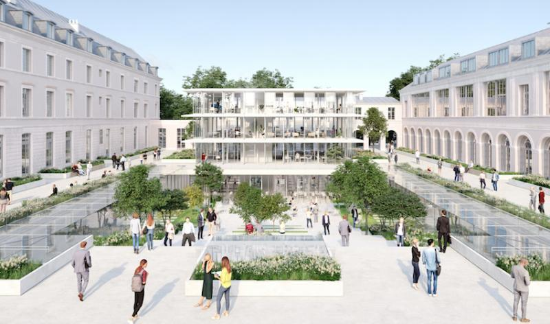 artillerie sciences po projet architecture
